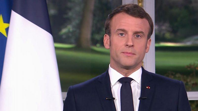 Record d'audience absolu à la télévision française pour la dernière allocution d'Emmanuel Macron