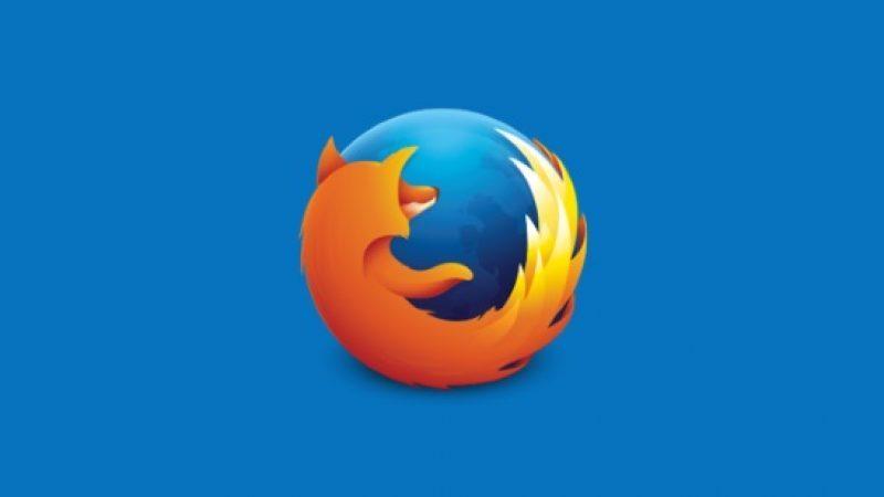 Firefox : un correctif déployé en urgence concernant deux failles de sécurité critiques