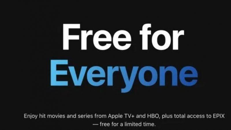 Apple TV+ offre l'accès à huit programmes originaux gratuitement pour mieux supporter le confinement