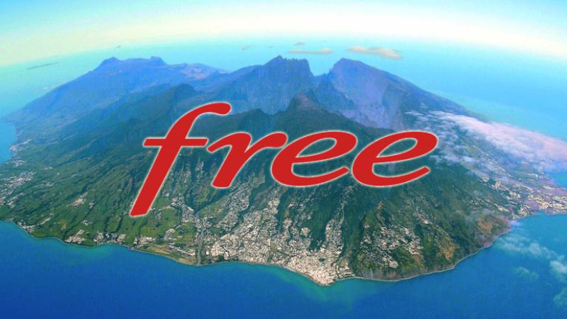 Free Mobile met fin à l'itinérance 2G pour ses abonnés à La Réunion