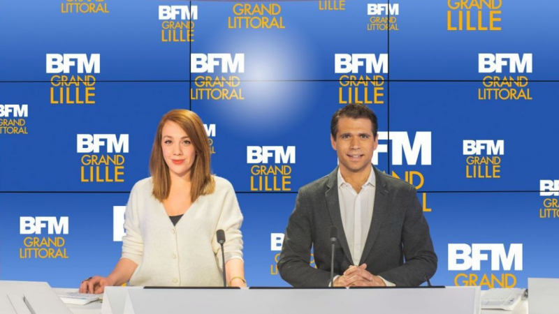 Freebox TV : la HD disponible sur BFM Grand Lille