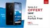 Free Mobile lance une offre spéciale : forfait Free 100Go + Nokia 6.2 offert pour 19,99€/mois