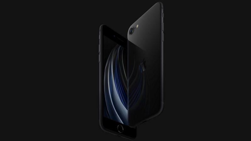 Apple annonce l'iPhone SE version 2020, le plus compact et le moins cher de ses nouveaux smartphones