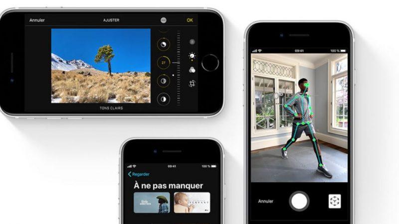 L'iPhone SE édition 2020 est désormais disponible à l'achat dans la boutique Free Mobile
