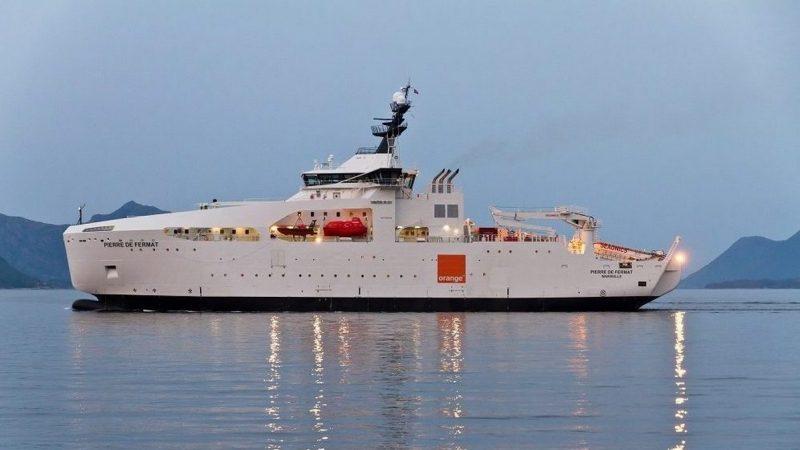 Coronavirus : la maintenance des câbles sous-marins est également plus compliquée