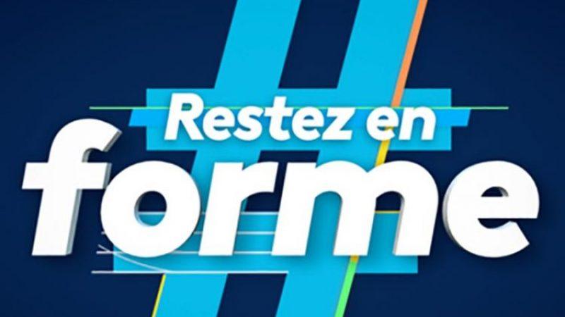 France Télévisions vous maintiens en forme tous les jours durant le confinement avec des exercices à faire à la maison