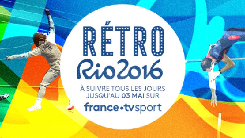 Revivez des grands moments des JO de Rio 2016 sur france.tv jusqu'au 3 mai