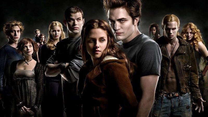 La saga Twilight sur W9 tout les lundis soir, premier épisode ce soir à 21h05