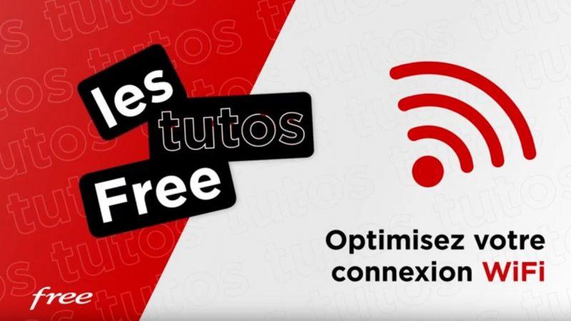 Free vous livre ses astuces pour optimiser le WiFi de votre Freebox en vidéo