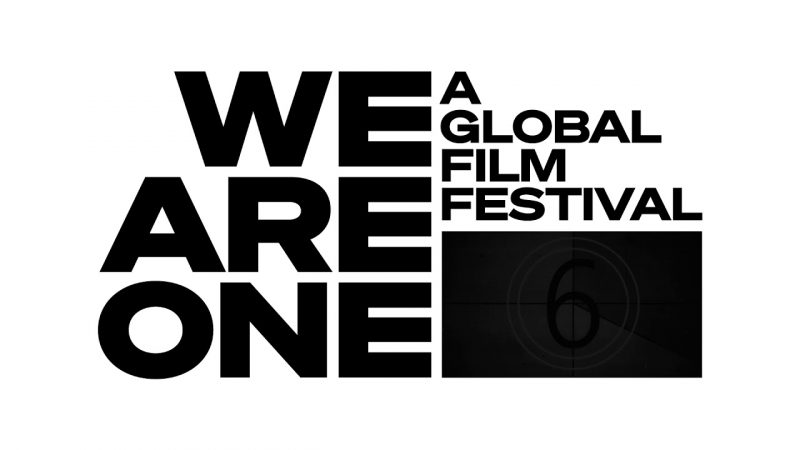 "Le festival international ""We Are One"" mettra le cinéma à l'honneur fin mai sur YouTube"