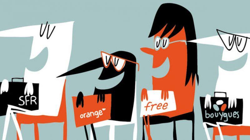 Free, SFR, Orange et Bouygues : les internautes se lâchent sur Twitter # 127