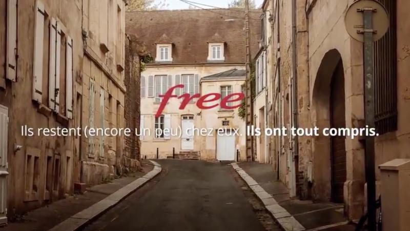 """Free lance un nouvel épisode de sa série sur le confinement """"Les Voisins"""", ça décoiffe ?"""