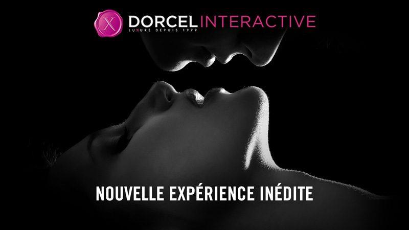 Dorcel lance un nouveau service interactif sur la Freebox, où vous devenez le héros d'un film X