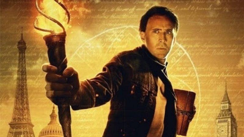 """""""Benjamin Gates"""" revient dans une série pour Disney+"""