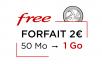 Forfait 2€ : Après avoir annulé la surconsommation de data, Free rembourse également les abonnés qui avaient été prélevés