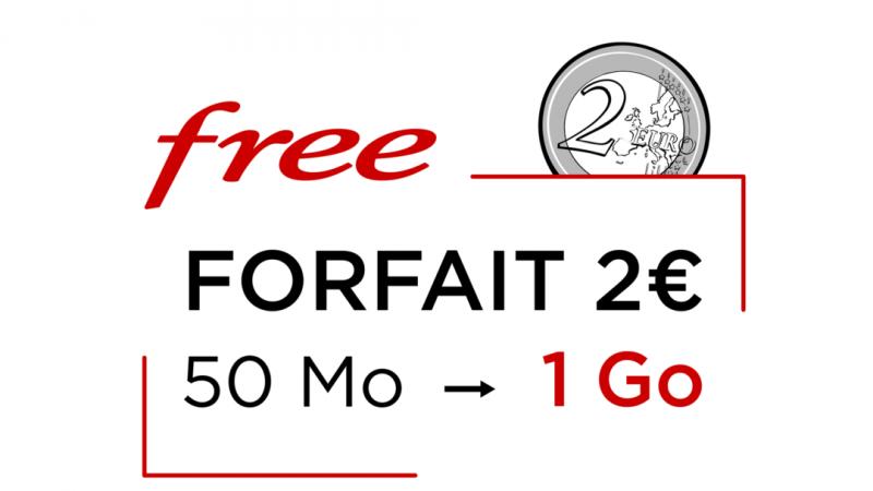 Le forfait Free Mobile 80 Go est à 10,99 — Promo