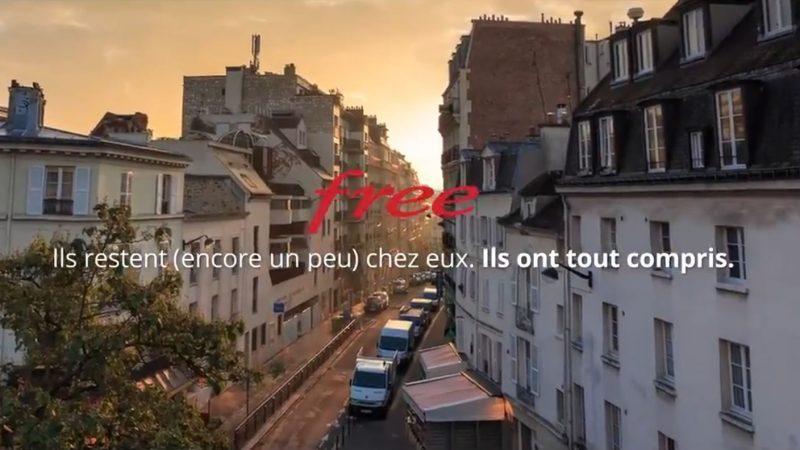 """Free lance un nouvel épisode de sa série """"Les Voisins"""", avec un zeste de drague culinaire"""