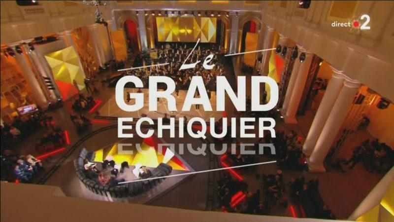 """France 2 : """"Le Grand Echiquier"""" revient ce soir en direct avec Anne-Sophie Lapix"""