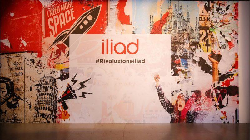 Iliad Italia fête ses deux ans, la révolution va continuer
