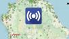 Découvrez la répartition des antennes Free Réunion 3G/4G à Sainte-Rose