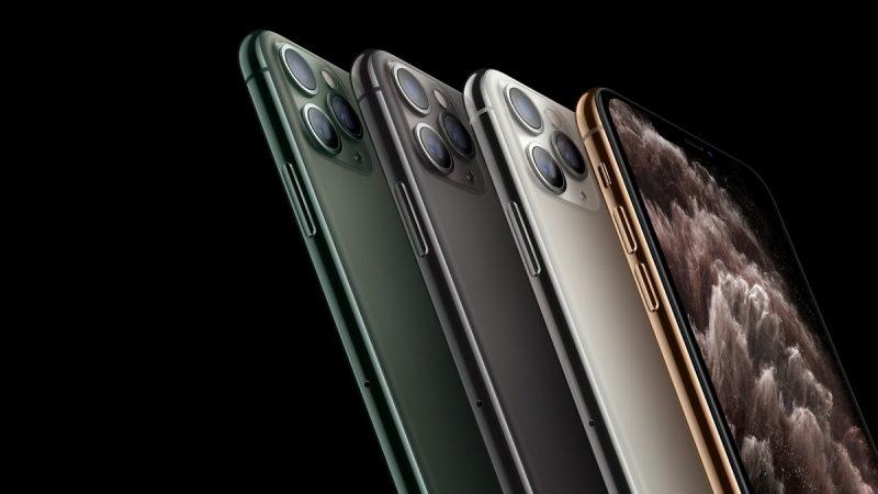 iPhone 12 : Apple prévoirait 4 modèles, tous auraient l'écran OLED et la 5G