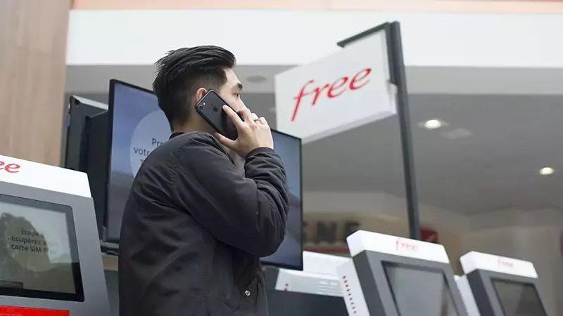 Free Mobile met fin à son option pour éviter la surconsommation de data sur son forfait à 2€