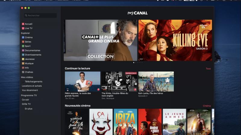 Abonnés Freebox avec TV by Canal : MyCanal lancera une nouvelle application en juin