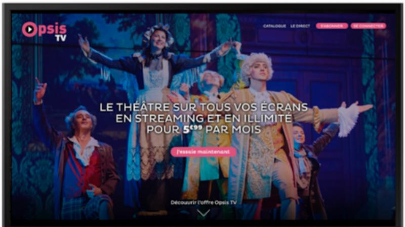 Opsis TV annonce sa disponibilité sur Freebox Mini 4K