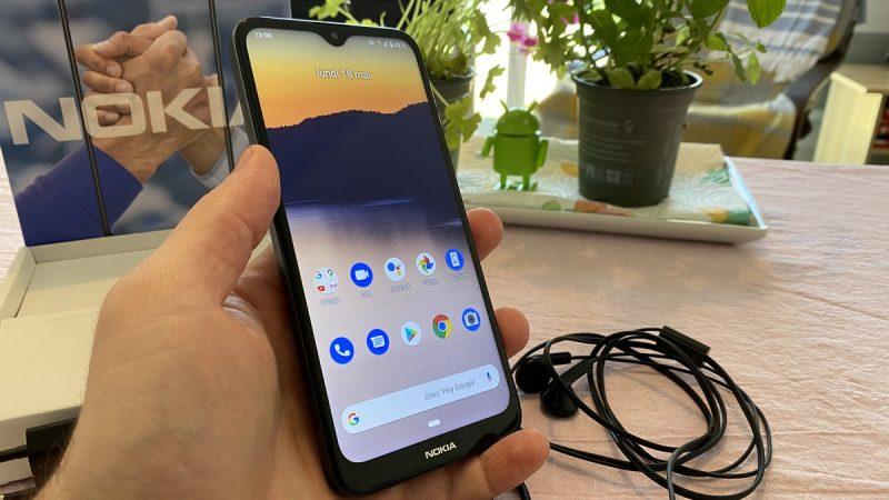 Test du Nokia 2.3 :  quelle expérience propose ce smartphone à petit prix disponible dans la boutique de Free ?