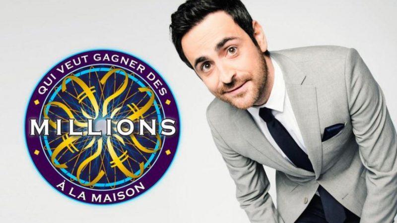 """Zapping TV : Valérie Lemercier dérangée en pleine partie de """"Qui veut gagner des millions"""" avec Camille Combal"""
