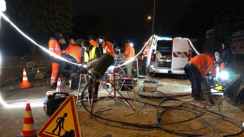 """Un serieux cas de vandalisme sur la fibre impacte """"au moins 4 opérateurs"""" dont Free et Orange"""