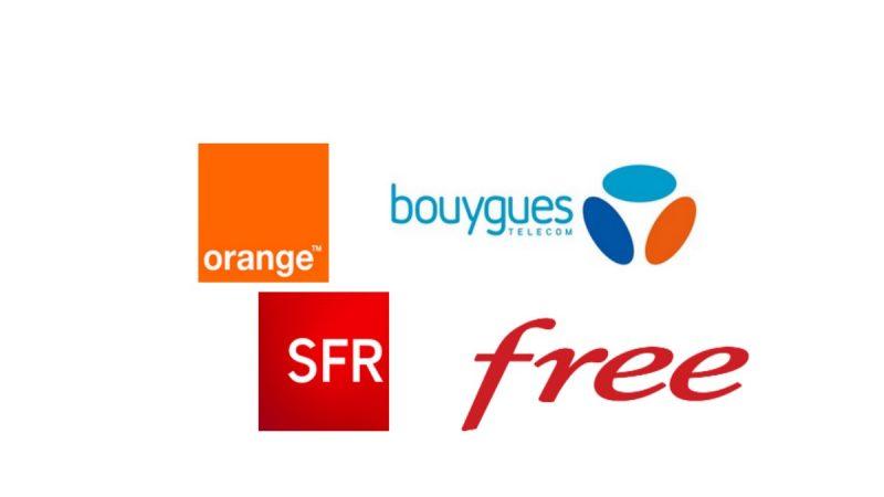 Orange, Free, Bouygues et SFR ont une bonne image auprès des Français qui sont tout de même vigilants