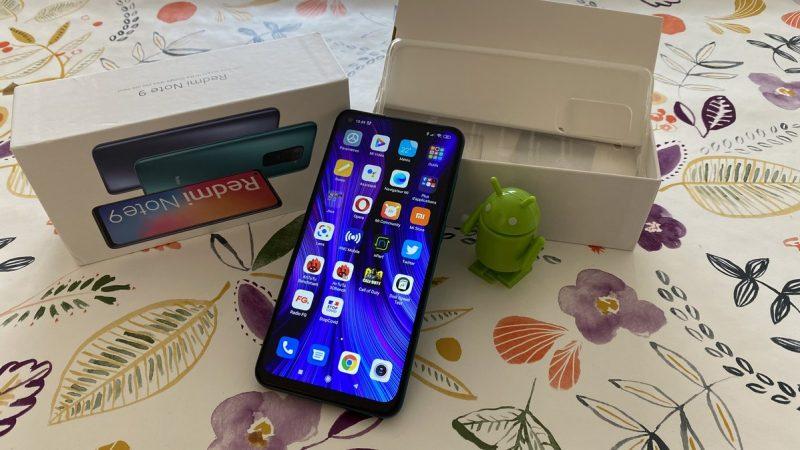 Redmi Note 9 : la nouvelle référence des smartphones pour les petits budgets testée par Univers Freebox