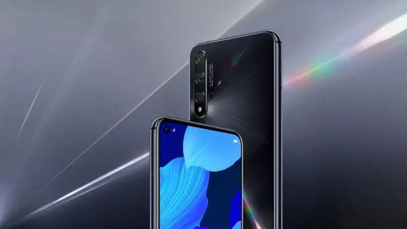 Free Mobile : 100€ offerts sur le Huawei Nova 5T