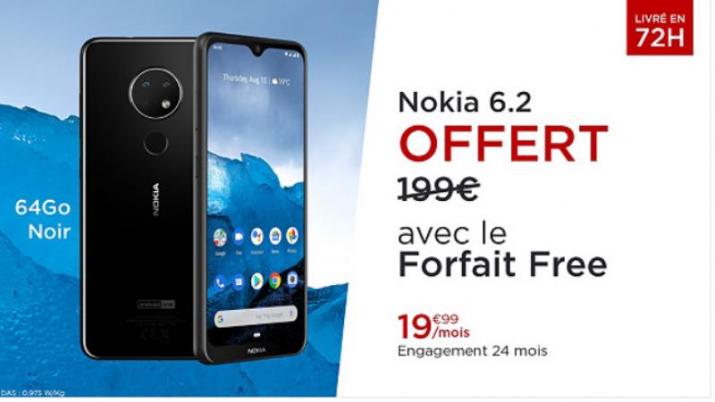 C'est parti pour l'offre spéciale Free Mobile sur VeePee avec un nouveau smartphone offert