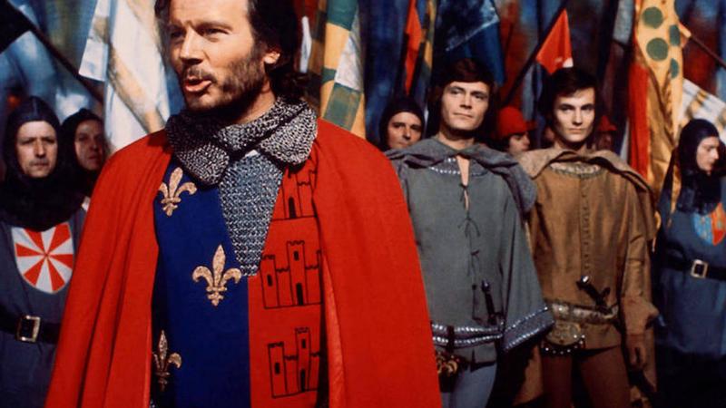 """Freebox TV : """"Les Rois Maudits"""" diffusé cet été sur Histoire TV"""