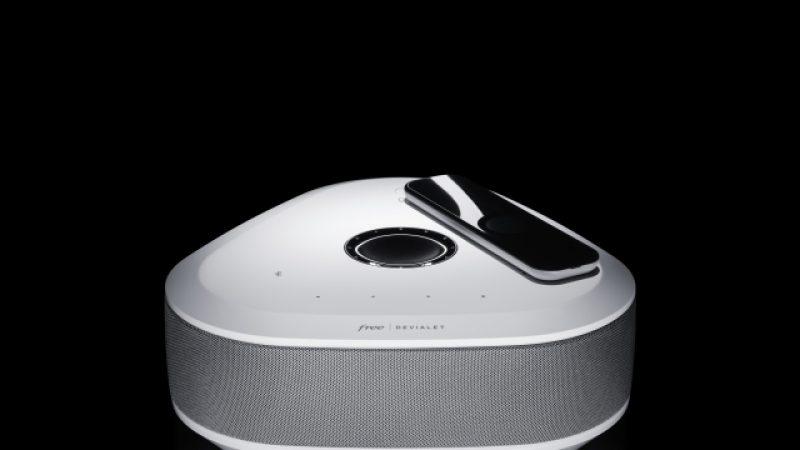 Clin d'oeil : la télécommande tactile de la Freebox Delta passée aux rayons X