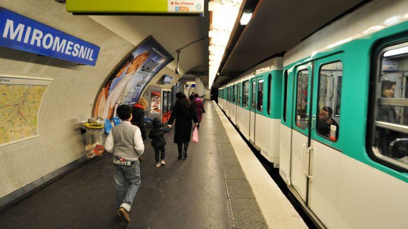Les abonnés Orange, Free, Bouygues et SFR ont désormais accès à la 4G partout dans le métro parisien