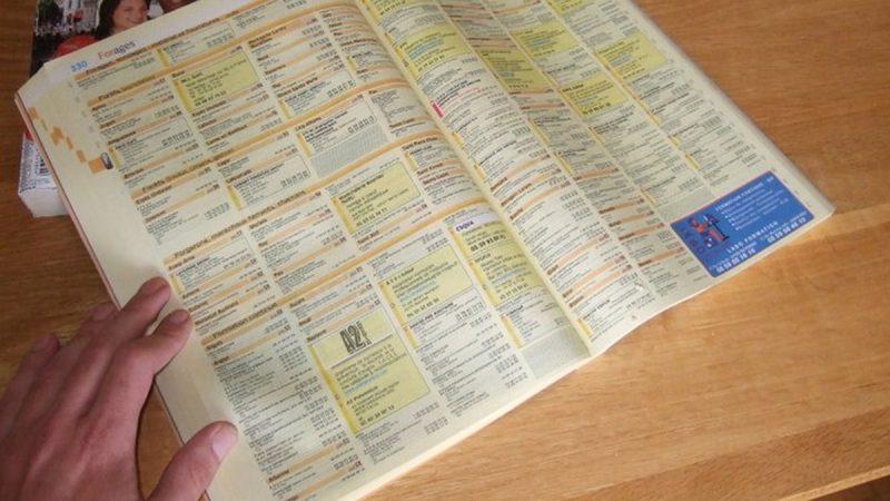 PagesJaunes : l'annuaire fait face à de grosses difficultés, suite à la crise du coronavirus