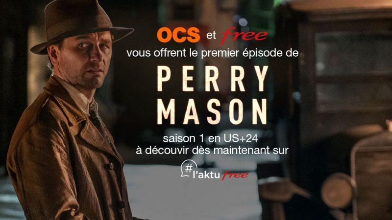 Free et OCS vous offrent le 1er épisode d'une nouvelle série, directement sur la Freebox