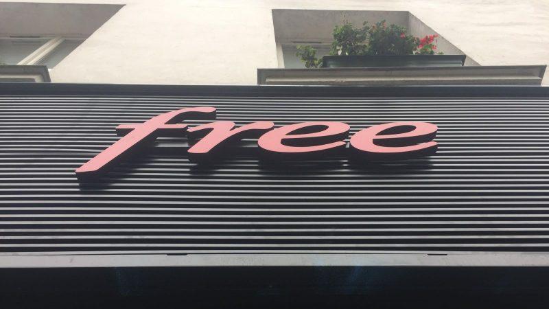 Les offres fibre de Free débarquent dans un RIP d'Orange