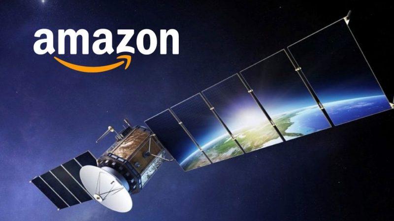 Amazon investit 10 milliards de dollars pour créer un réseau internet avec des satellites