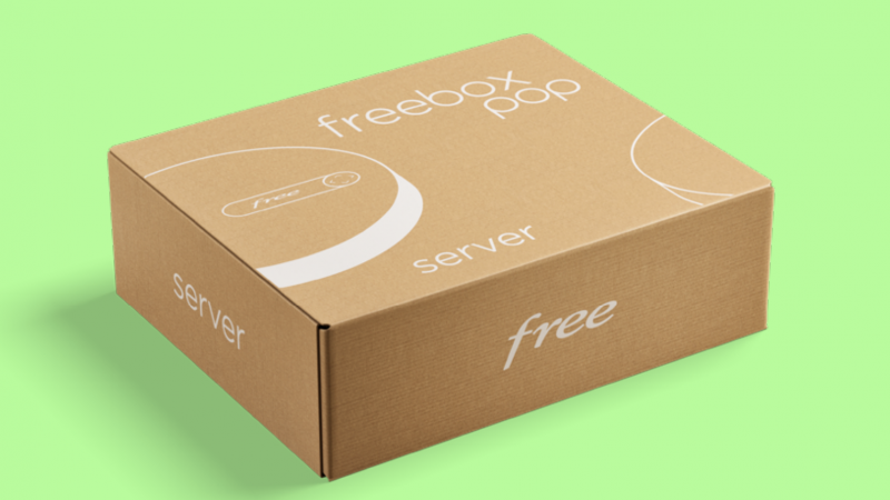 Découvrez le premier unboxing de la nouvelle Freebox Pop