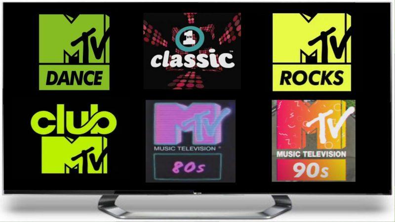 Freebox TV : une chaîne musicale va disparaître pour donner naissance à MTV 80s