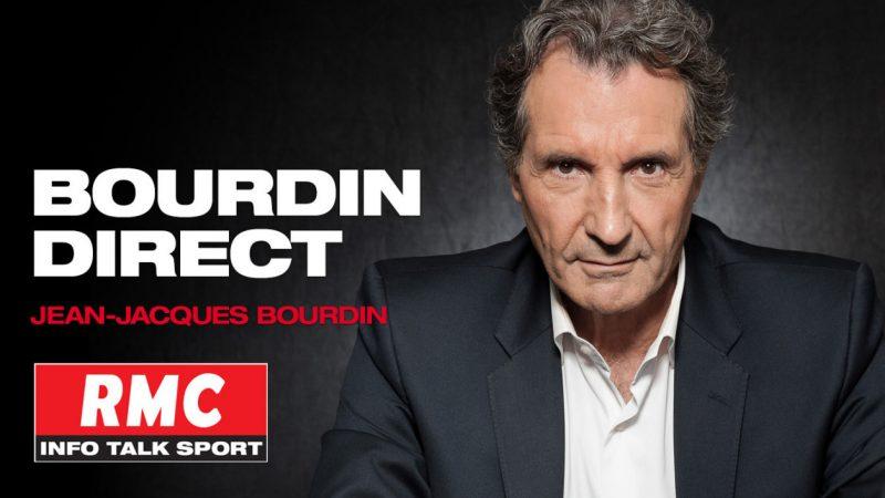 Jean-Jacques Bourdin remplacé par Apolline de Malherbe aux commandes de la matinale de RMC
