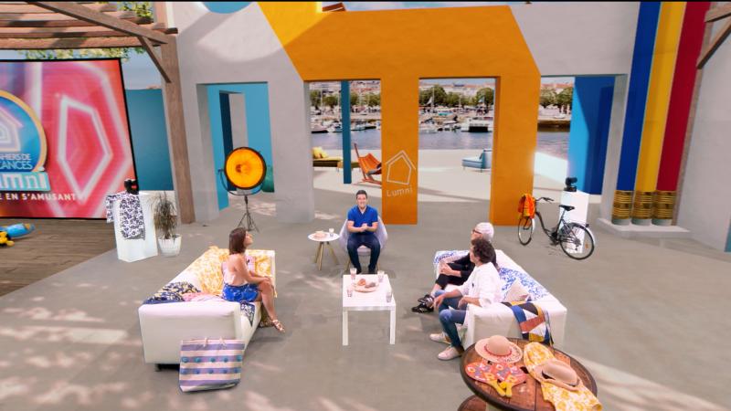 """Réviser durant l'été avec """"Les Cahiers de vacances Lumni"""" sur France 2 et France 4"""