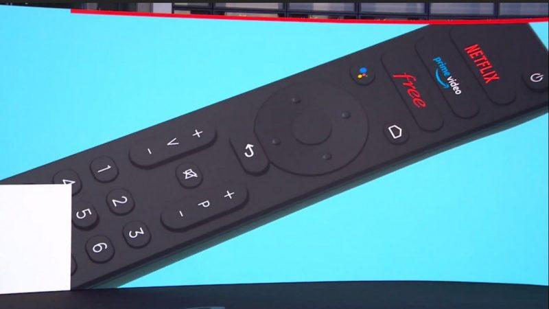 Freebox Pop : voici la télécommande du player