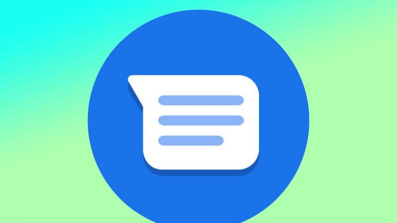 Les utilisateurs Android bénéficient de nouveautés sur l'application Google Messages