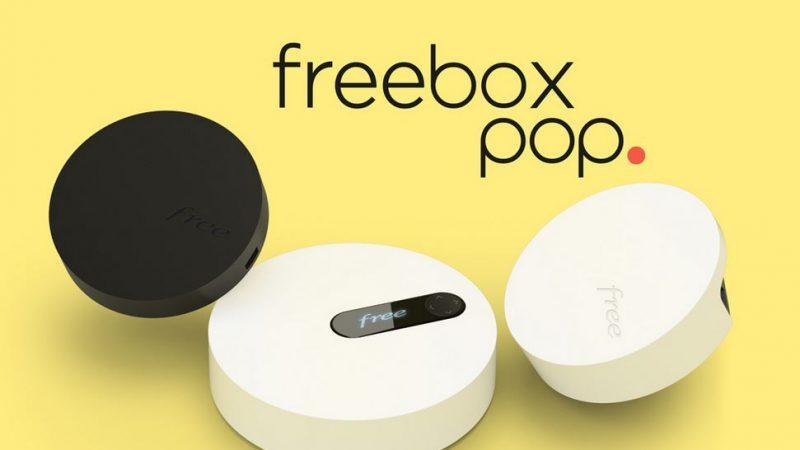 Free habille le mobilier urbain aux couleurs de la Freebox Pop