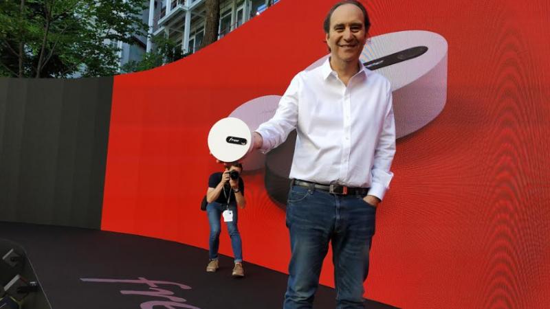 Interview intégrale de Xavier Niel : la Freebox Pop et la future Freebox V9, la stratégie de Free dans la 5G, la révolution mobile et de nouveaux services arrivent, etc.